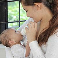 母乳 ミルク