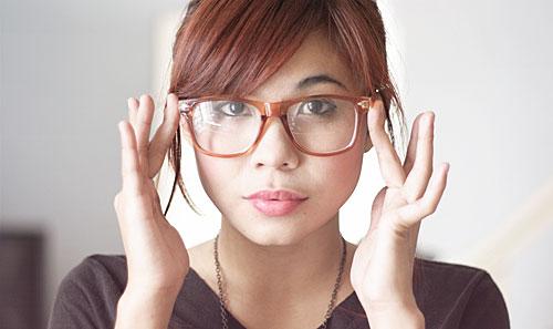 育児 眼鏡