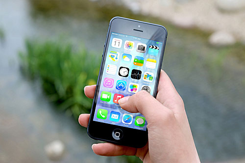育児 携帯
