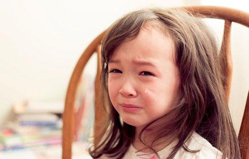 少女 泣く
