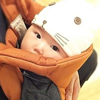 赤ちゃん 抱っこ紐